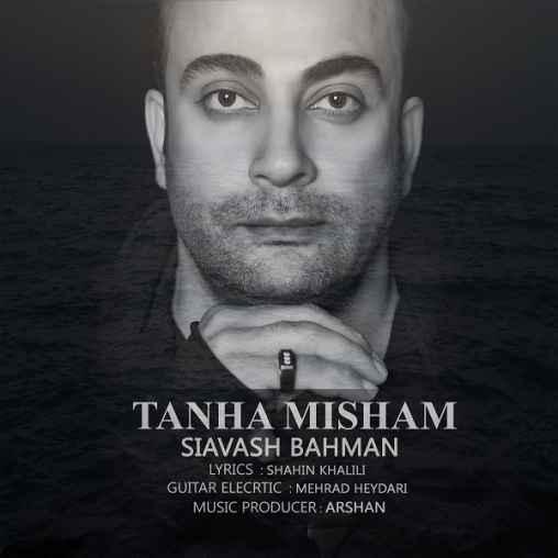 دانلود آهنگ سیاوش بهمن تنها میشم